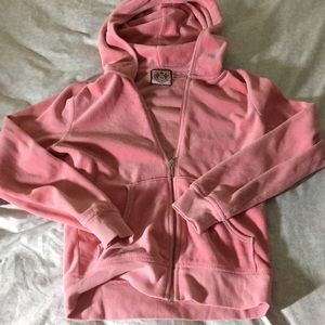 Juicy Couture zip up Hoodie